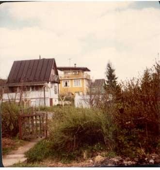 Dachas (summer house)